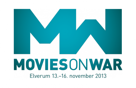 Movies on War logo