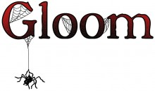 Gloom Logo Sketch